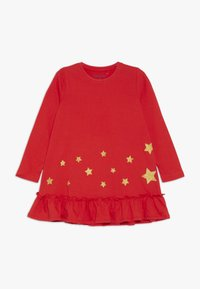 Blue Seven - DRESS STAR - Jersey dress - fiery - 0