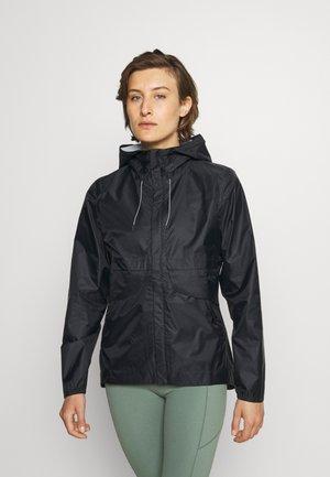 CLOUDSTRIKE - Hardshell jacket - black