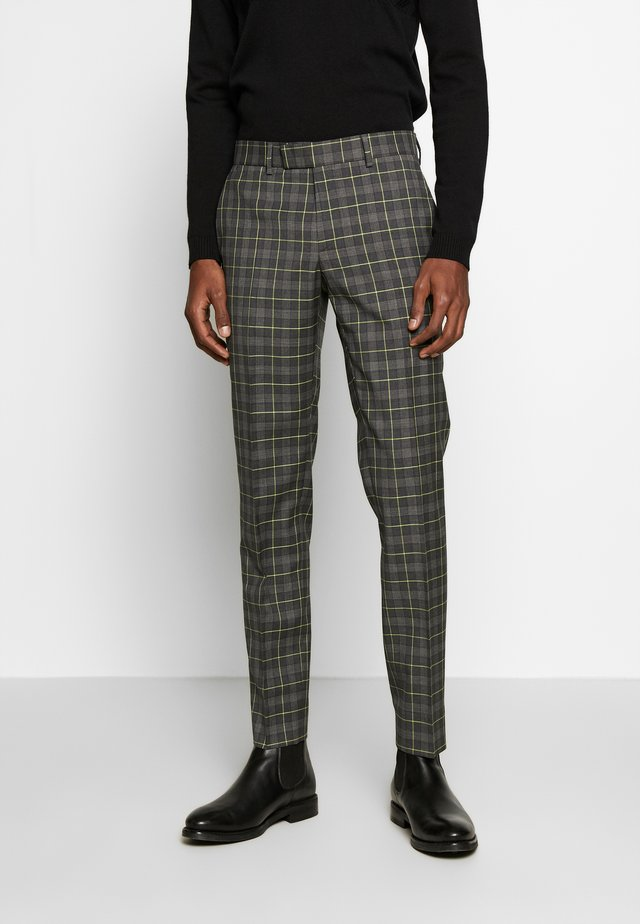 GRANT LUX TWILL - Pantalon classique - acid dreams