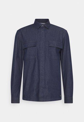 Košile - blue rinse denim