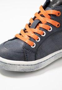 Friboo - High-top trainers - dark blue - 2