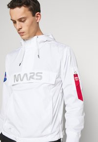 Alpha Industries - Vindjacka - white - 3
