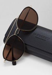 Burberry - Solbriller - light gold-coloured - 2