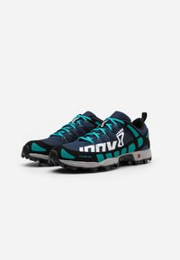 Inov-8 - X-TALON 212 - Trail running shoes - navy/teal - 1