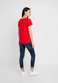 G-Star - GRAPHIC LOGO - T-shirt - bas - acid red - 2