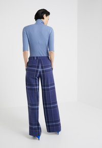2nd Day - ANYA MAXI - Trousers - crown blue - 2