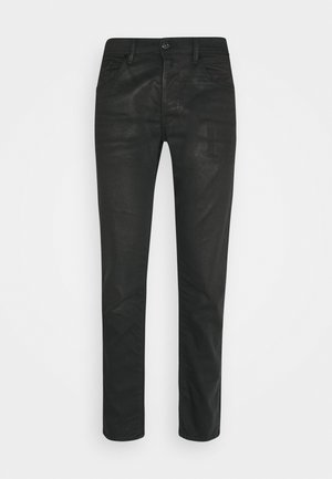 WILLBI - Jeansy Slim Fit - black
