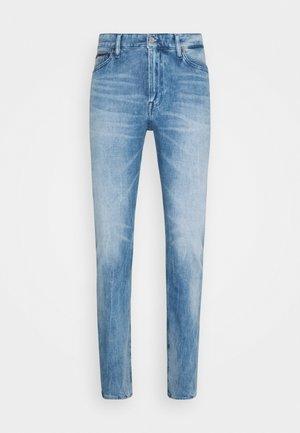 SIMON  - Slim fit jeans - light blue denim