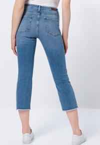zero - Straight leg jeans - light blue stone wash - 2