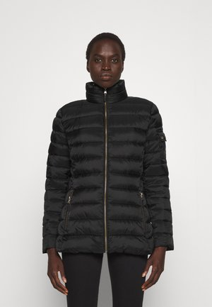 INSULATED COAT - Light jacket - black