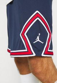 Nike Performance - PARIS ST. GERMAIN STADIUM  - Korte sportsbukser - midnight navy/university red/white - 4