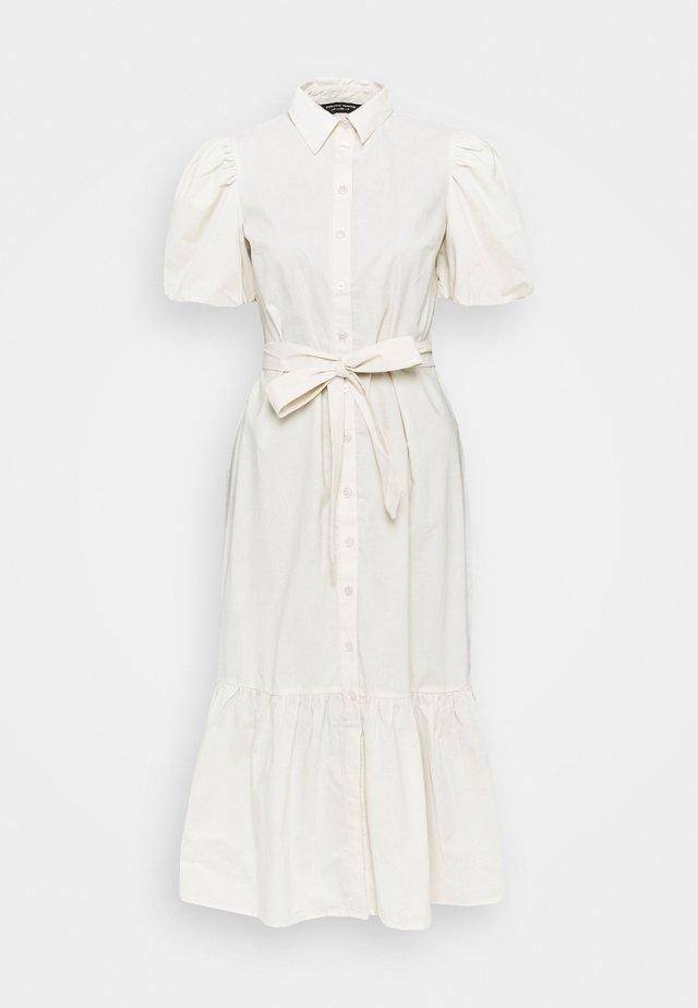 DRESS - Košilové šaty - stone