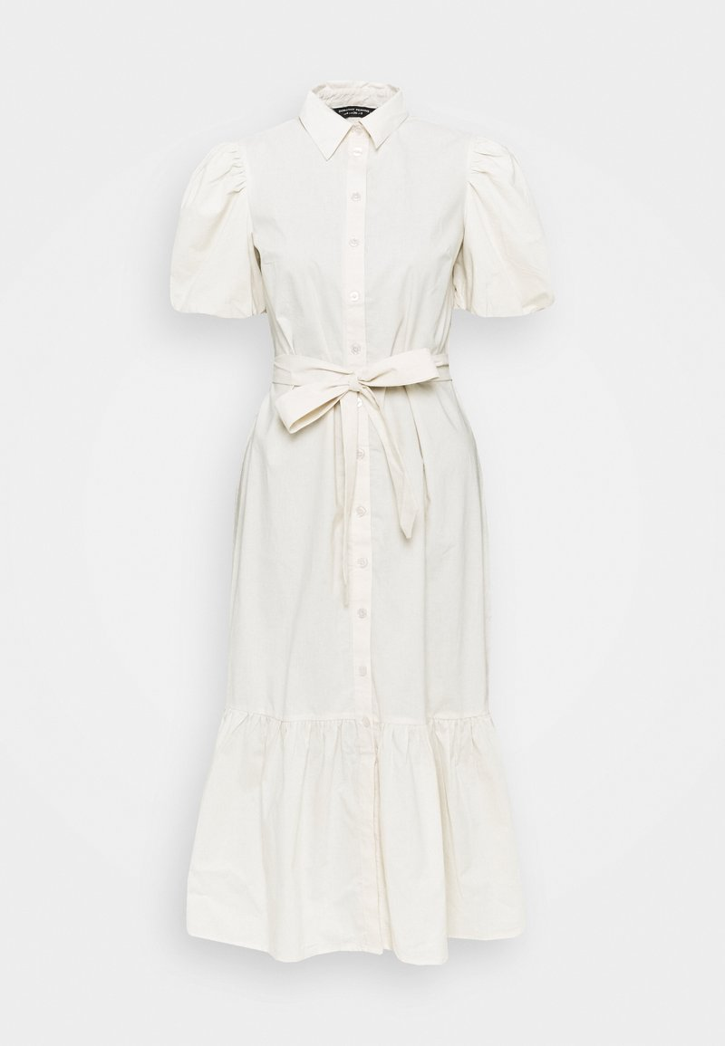 Dorothy Perkins - DRESS - Shirt dress - stone