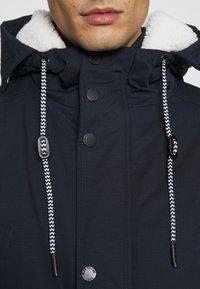 INDICODE JEANS - CARVER - Winter coat - navy - 3