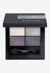 IsaDora - EYESHADOW QUARTET - Eyeshadow palette - crystal mauve - 0