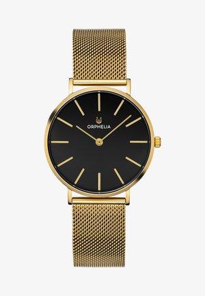 LEISURE - Watch - gold/black