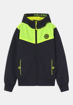 SPYGLASS - Light jacket - neon yellow