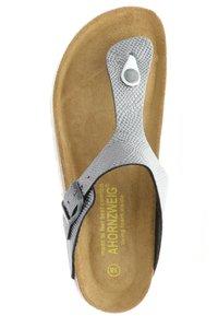 AHORNZWEIG - T-bar sandals - anthrazit - 3