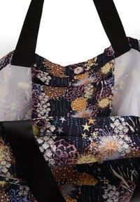 Becksöndergaard - SEALIFE FOLDABLE BAG - Shopping bag - black - 4