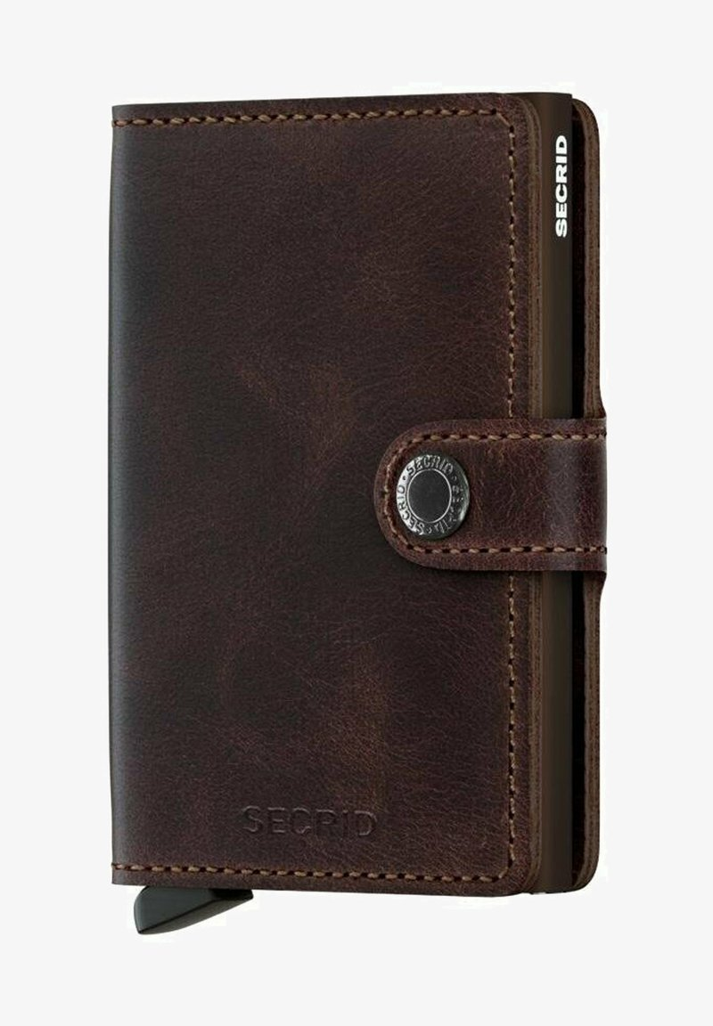 Secrid - Wallet - vintage chocolate
