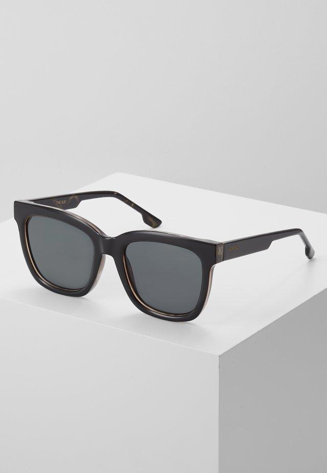 SUE - Sunglasses - black tortoise