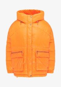 myMo - Winter jacket - orange - 4