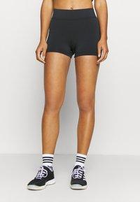 adidas Performance - GAMESET AEROREADY SPORTS TENNIS SLIM DRESS - Sports dress - black/grey - 3
