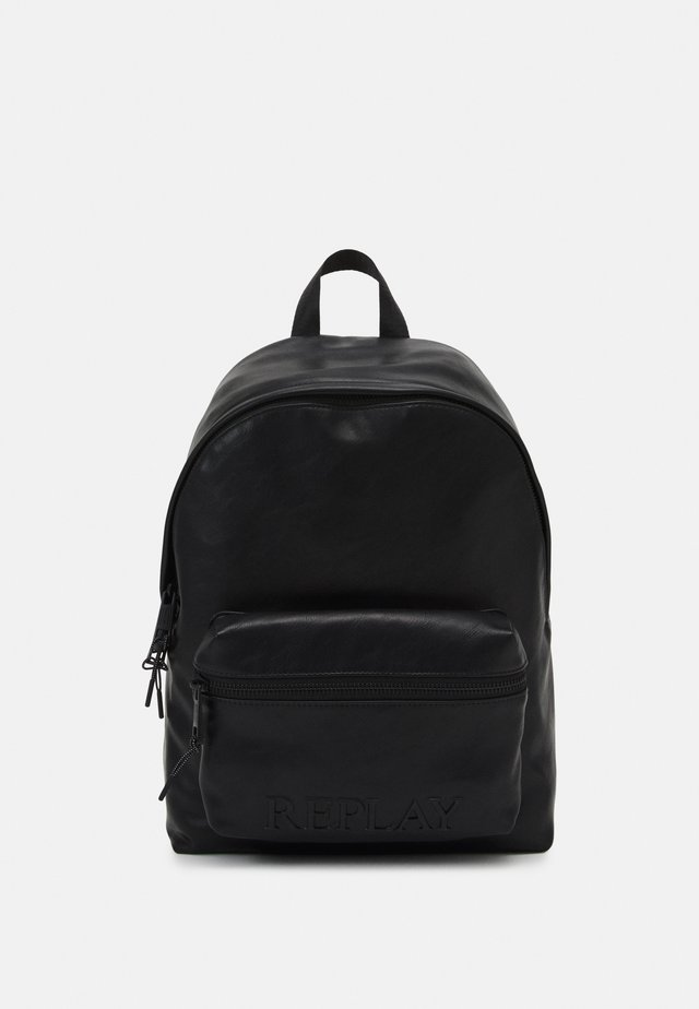 SOFT BACKPACK - Mochila - black