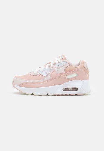 AIR MAX 90 - Sneakersy niskie - pink oxford/summit white/barely rose/white