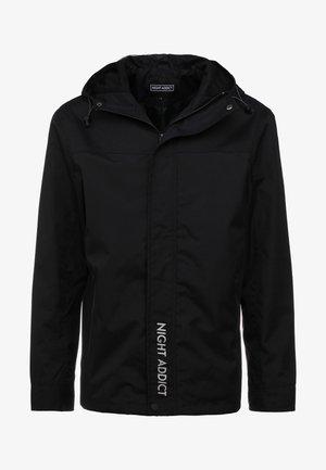 NAFORMULA - Lehká bunda - black