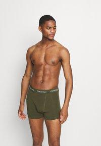 Calvin Klein Underwear - TRUNK 3 PACK - Pants - multicolor - 3