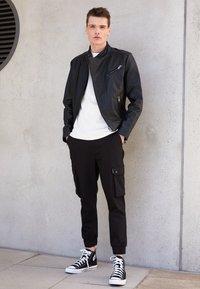 Be Edgy - KANNON - Leather jacket - black - 1