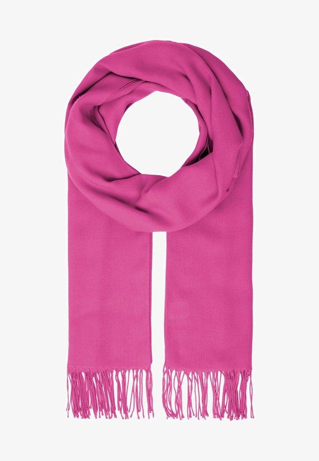Sjaal - rosa