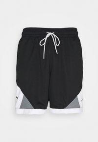 Jordan - DRY AIR DIAMOND SHORT - Pantalón corto de deporte - black/white/smoke grey - 4