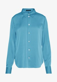 Strenesse - BLOUSE - Button-down blouse - blue - 5