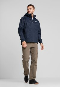 The North Face - MENS QUEST JACKET - Veste Hardshell - blue - 1
