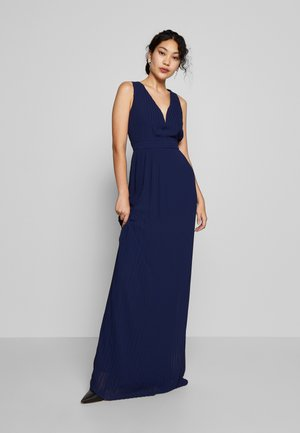 VEENA MAXI - Robe de cocktail - navy