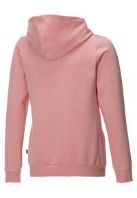 Puma - PIGE - Zip-up hoodie - salmon rose-puma white - 1