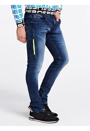 Jeans Skinny - blau