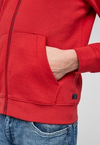 s.Oliver - Cardigan - red - 5