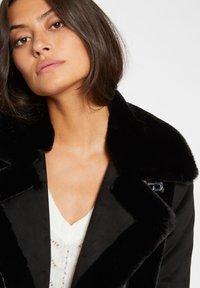 Morgan - Winter jacket - black - 3