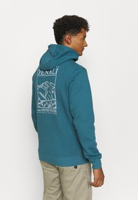The North Face - HIGHEST PEAK HOODY - Hoodie - mallard blue - 2