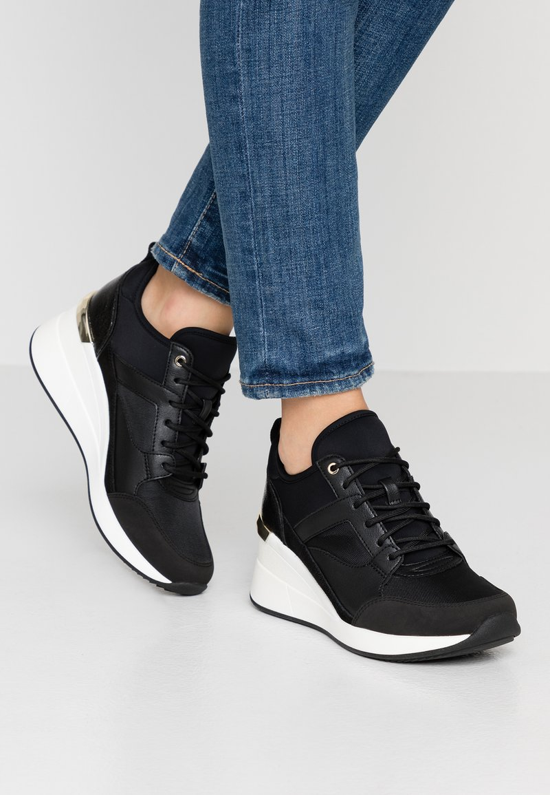 ALDO - THRUNDRA - Sneakers - black