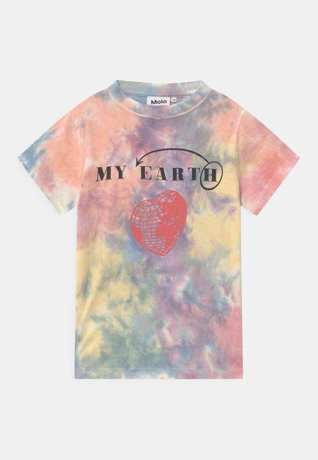 REEVE - Print T-shirt - light pink