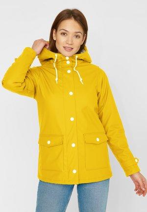 PENSHOLM - Outdoorjas - yellow