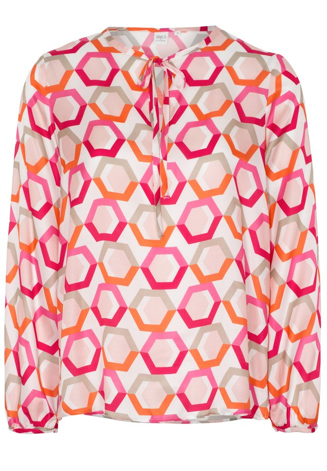 Blouse - rosa/pink/orange