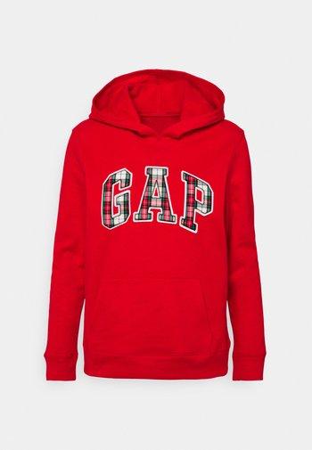 NOVELTY - Sweatshirt - red