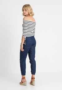 G-Star - ARMY RADAR LOOSE SPORT WMN - Relaxed fit jeans - rinsed