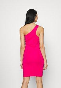 4th & Reckless - MARINA DRESS - Jersey dress - hot pink - 2