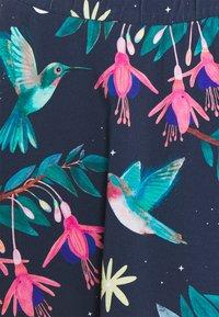 Walkiddy - SKIRT HUMMINGBIRD TROPICAL - A-line skirt - dark blue - 2